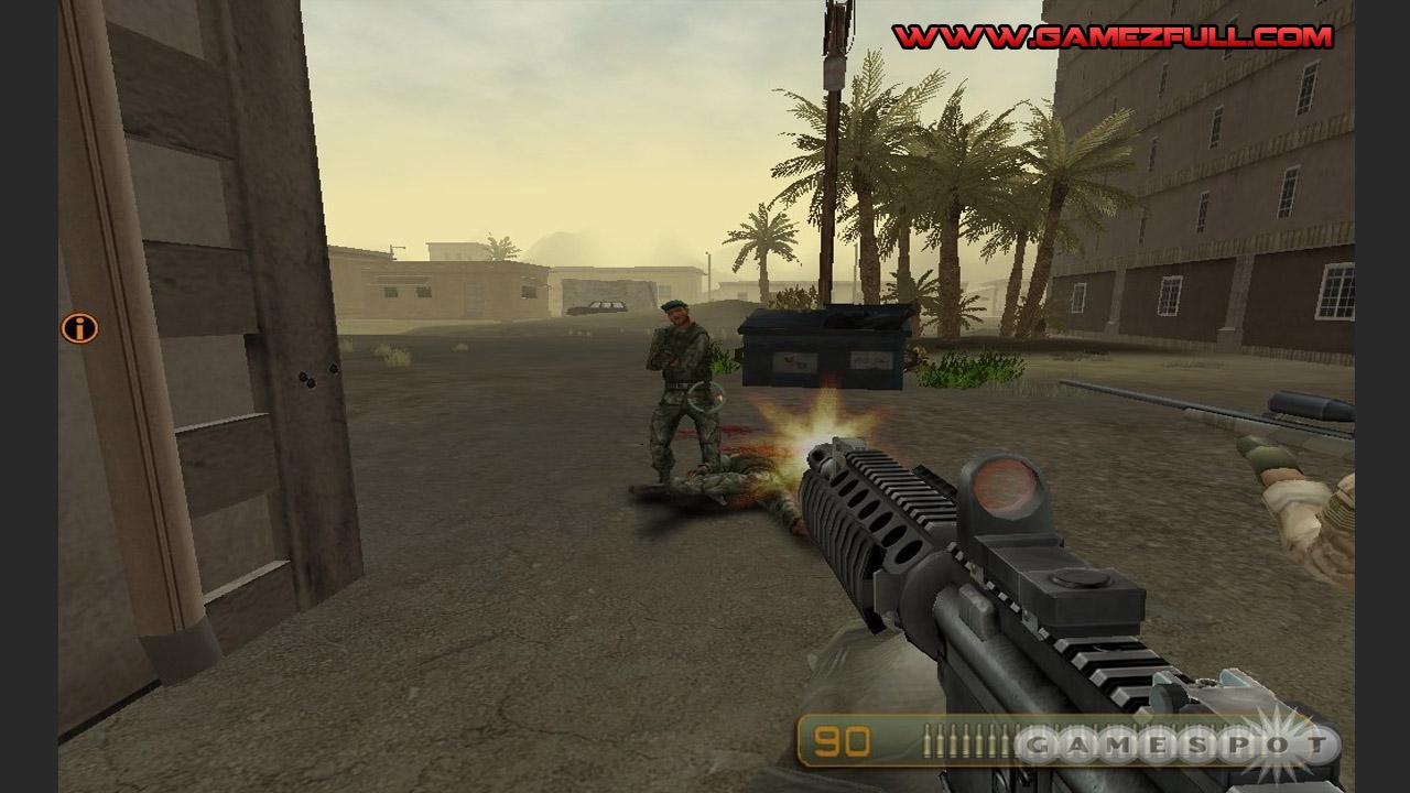 Marine Sharpshooter 3 PC Full Español