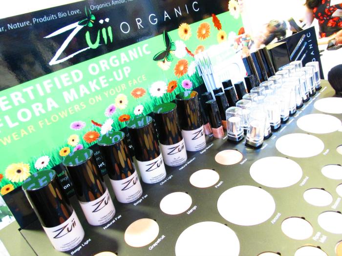 beautypress Blogger Event Juni 2015 - zuii organics Naturkosmetik aus Blüten