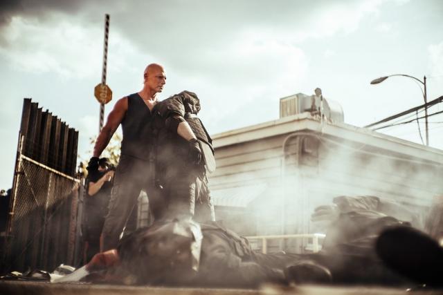Hình ảnh phim Cuộc chiến Zombie Phần 3