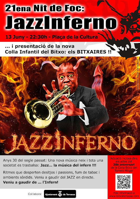 espectacle JAZZINFERNO