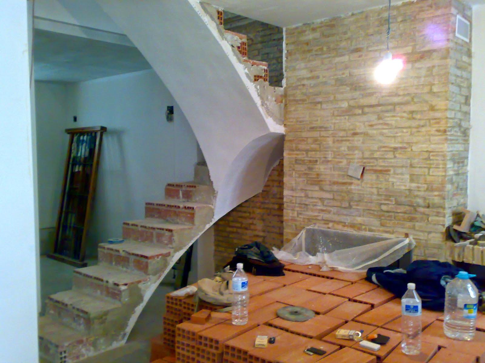 B veda tabicada salvador gomis avi o la escalera for Escaleras de material