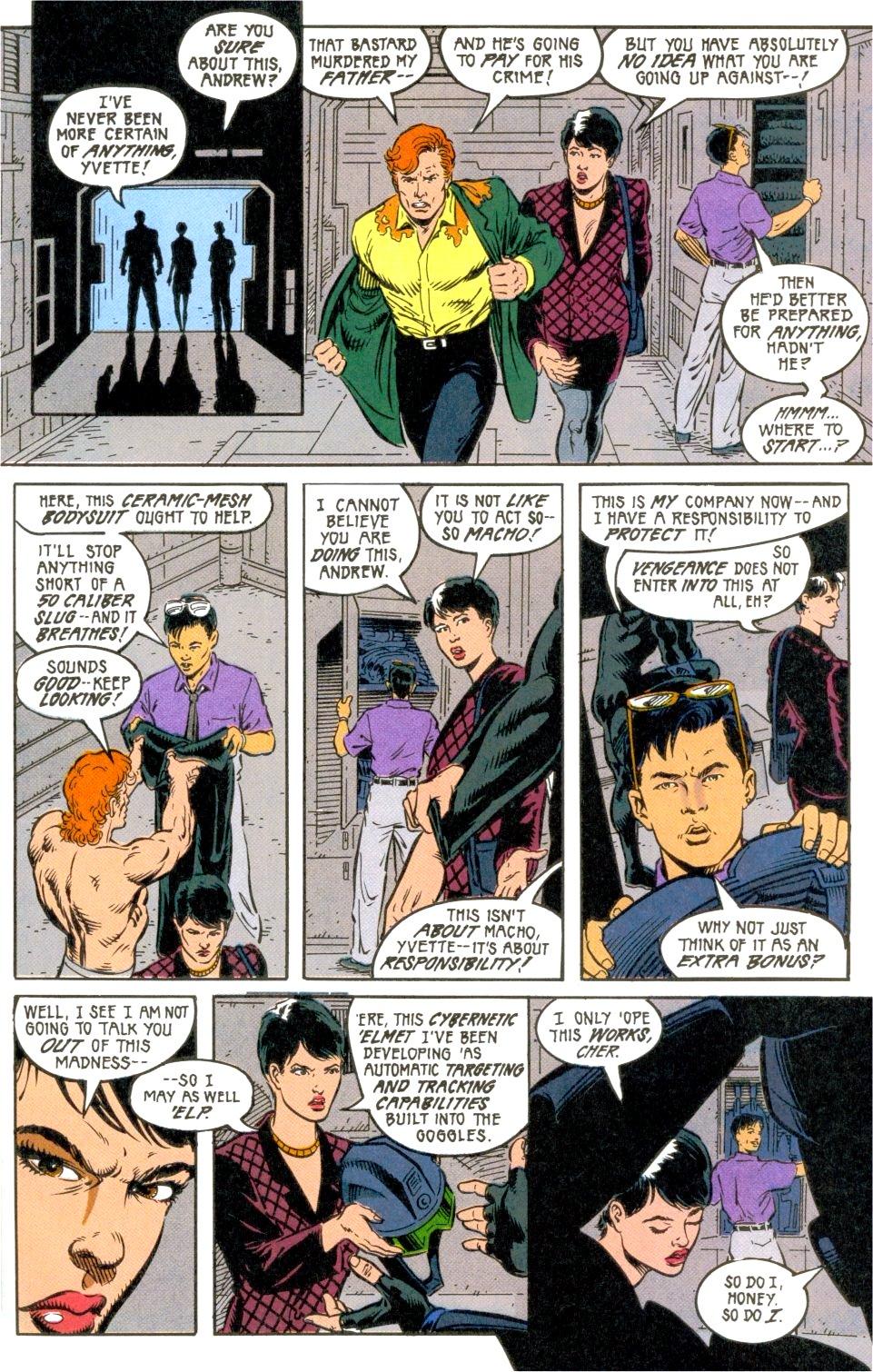 Deathstroke (1991) Annual 2 #2 - English 34