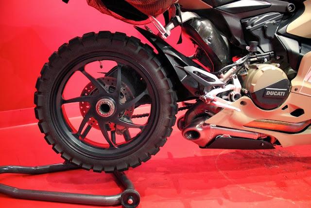 Ducati 1199 Panigale Terracorsa | MotoCorsa | Ducati 1199 Panigale | Ducati Panigale offroad | Ducati 1199 Panigale offroad