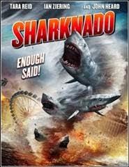 Capa do Filme Sharknado (2013) Torrent Dublado