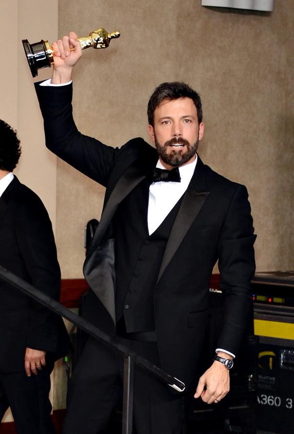 Ben Affleck wins the Oscar