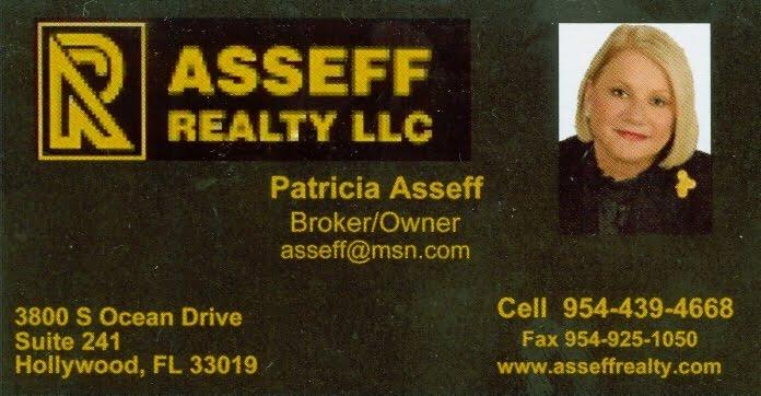 Patty Asseff of Asseff Realty LLC