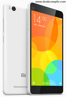 Xiaomi Mi 4i + Rs. 500 Amazon Gift Card for Rs. 12999 – Amazon