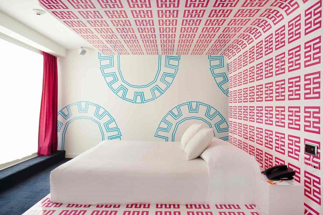 Hotel Room Mate Valentina Mexico Df