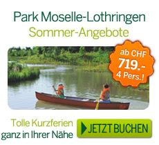 Park Moselle-Lotheringen Angebote