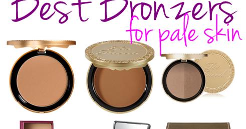 polish insomniac best bronzers for pale skin. Black Bedroom Furniture Sets. Home Design Ideas