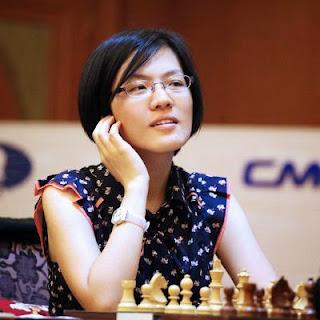Echecs: Hou Yifan championne du monde - Photo © Anastasiya Karlovich