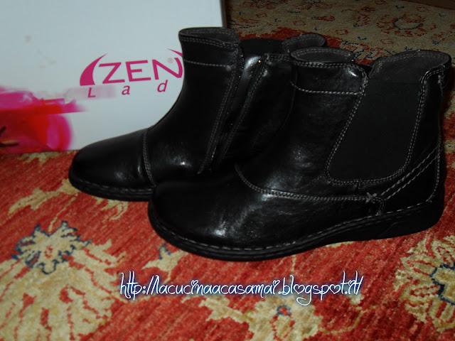 scarpe zen  collezione autunno/inverno 2015-2016 modello angela zen age per il benessere dei nostri piedi