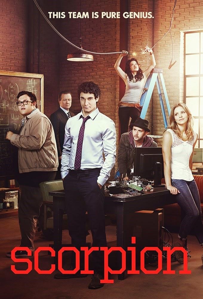 Bò Cạp Phần 1 - Scorpion Season 1