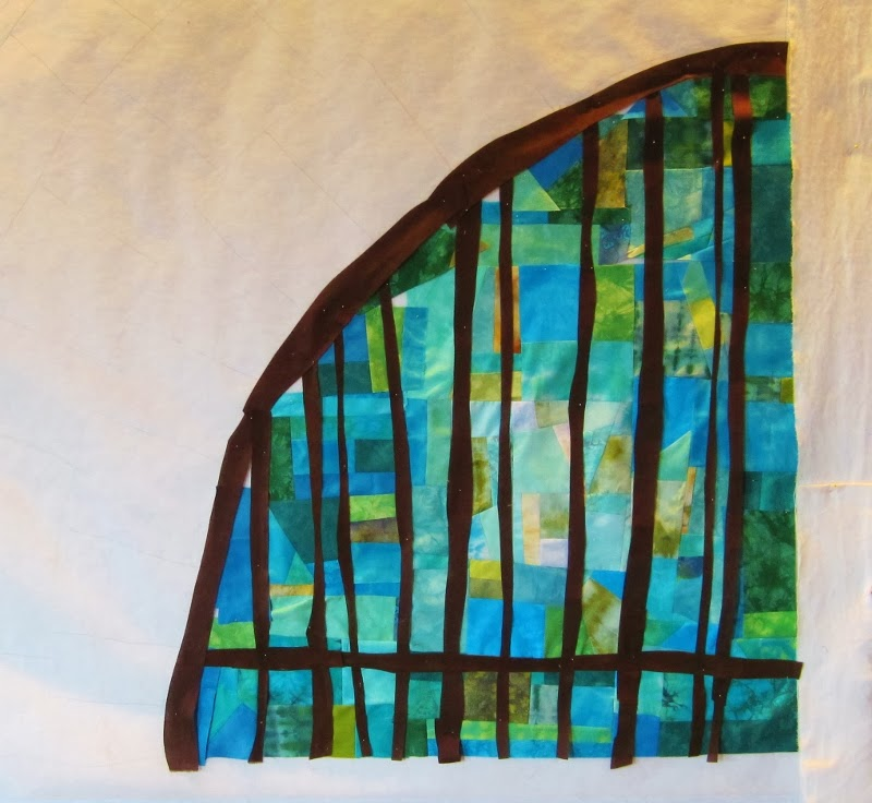 Arches Design Wall: Quilts, Art, Whatever By Nina-Marie Sayre