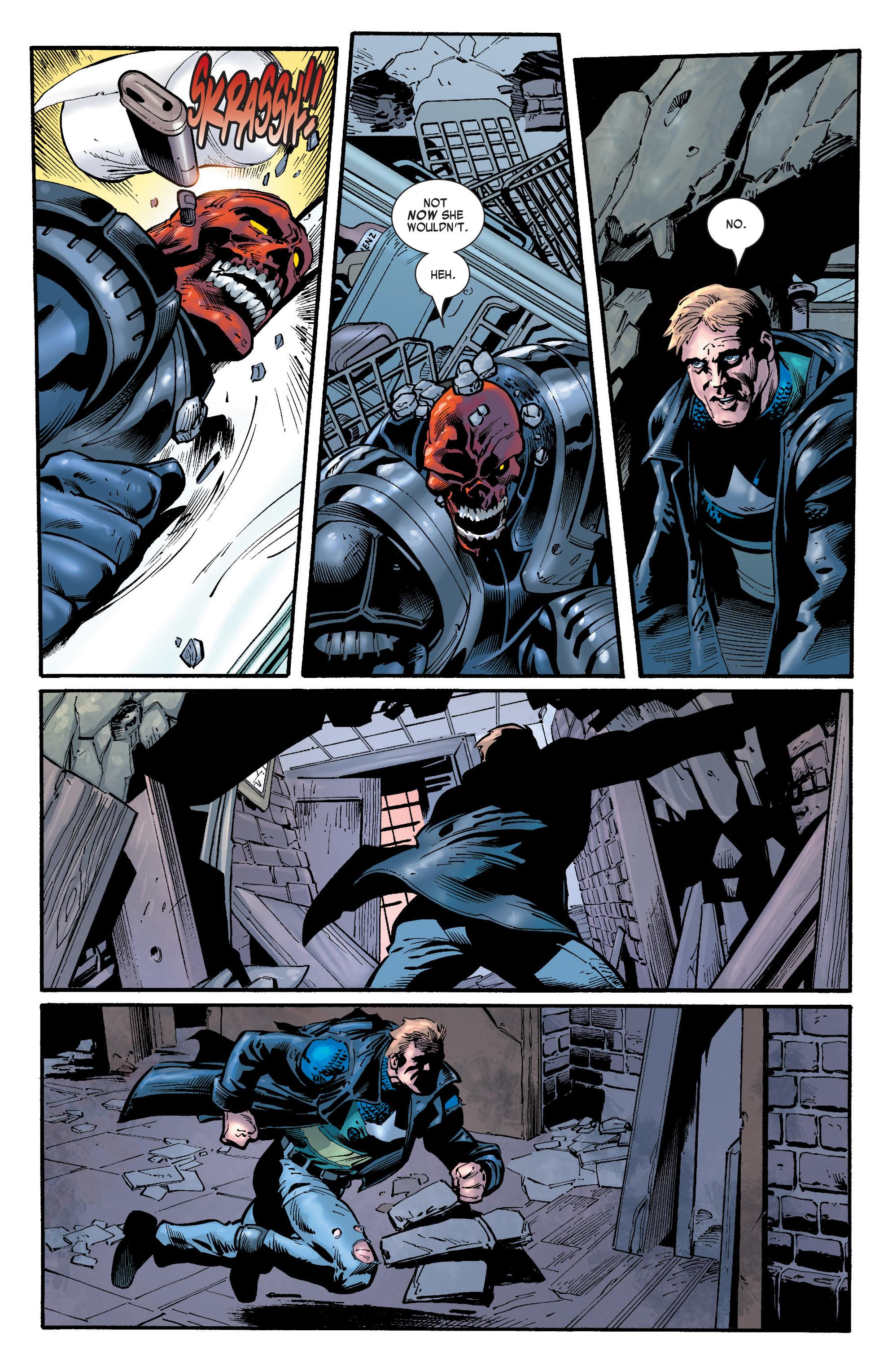 Captain America (2002) Issue #32 #33 - English 6