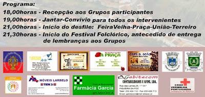 Festival Folclórico de Maiorca