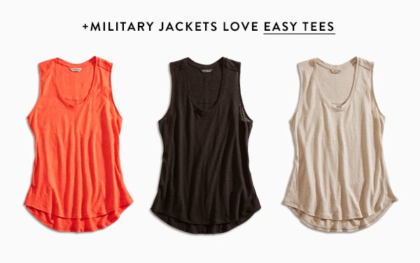 Lucky Brand easy tees