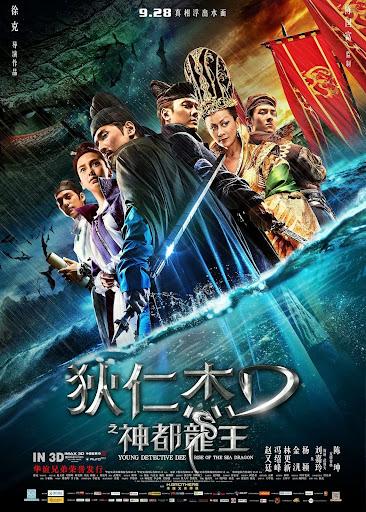 Địch Nhân Kiệt: Rồng Biển Trỗi Dậy (2013)