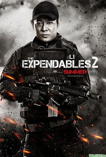 Biệt Đội Đánh Thuê 2 - The Expendables Ii (2012)