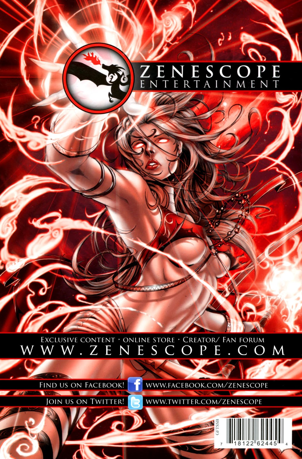 Grimm Fairy Tales: Swimsuit Edition Full #1 - English 46