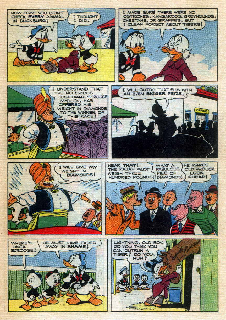 Uncle Scrooge (1953) #9 #396 - English 29