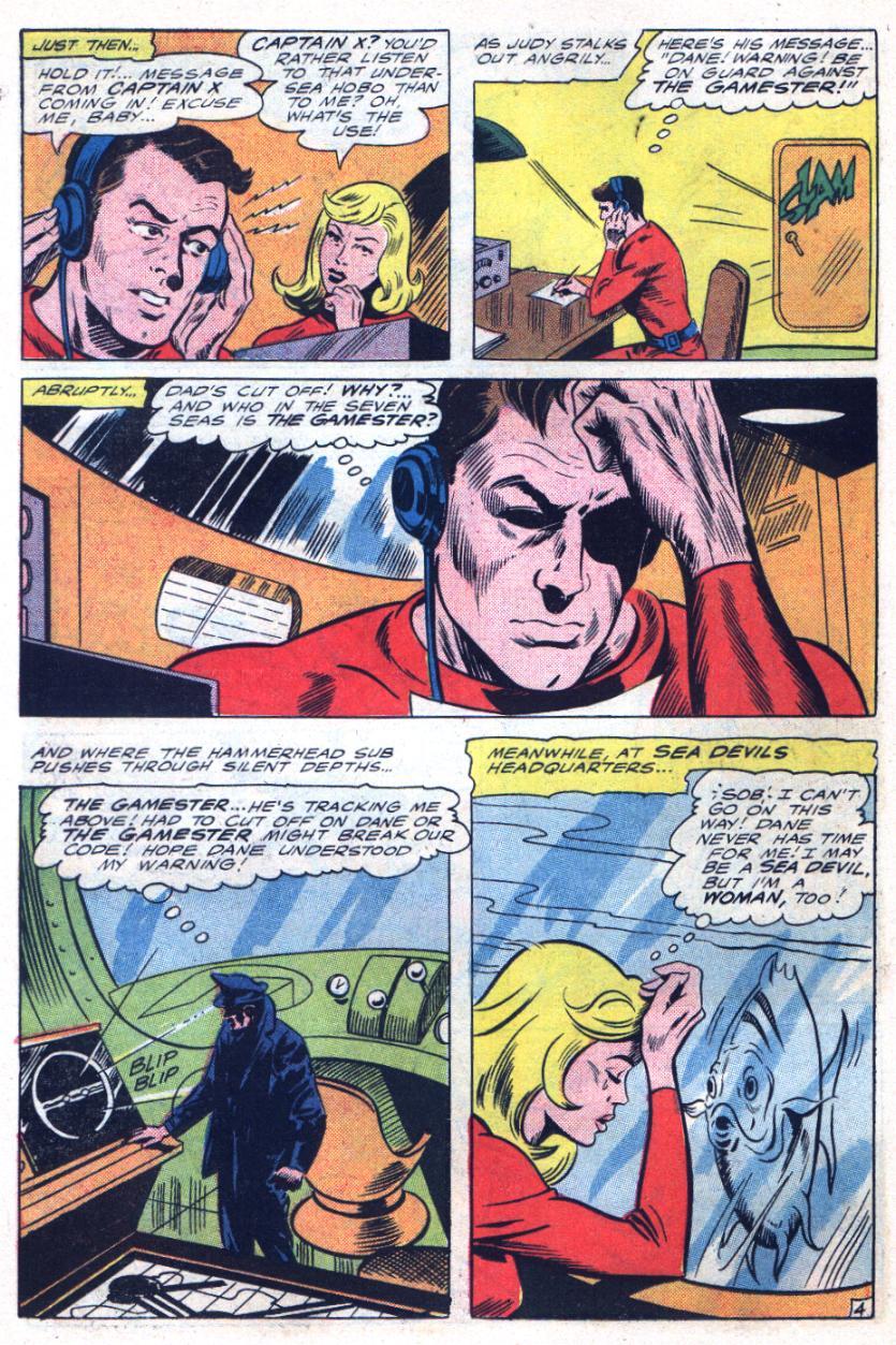 Read online Sea Devils comic -  Issue #26 - 7