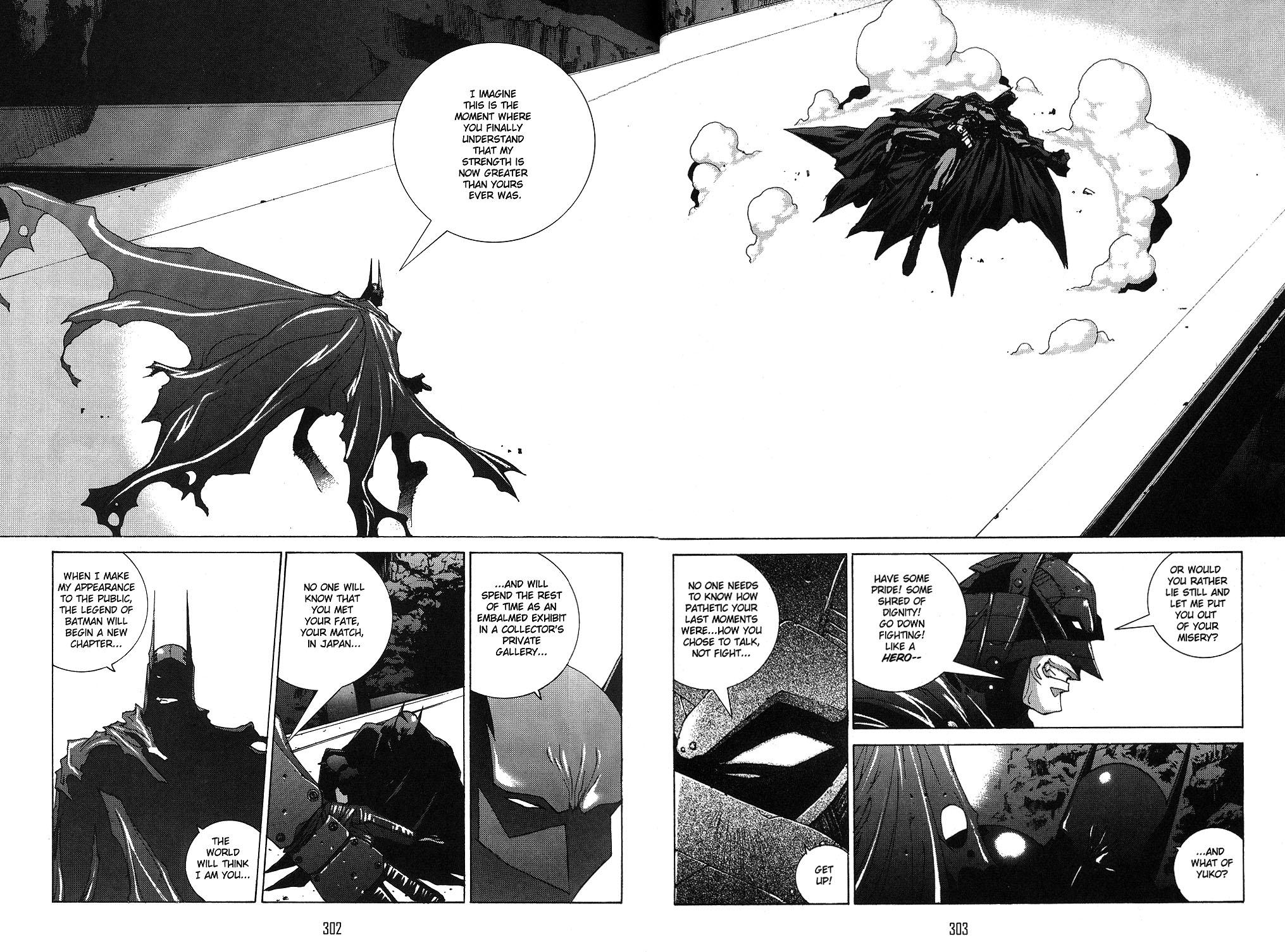 Read online Batman: Child of Dreams comic -  Issue # Full - 287