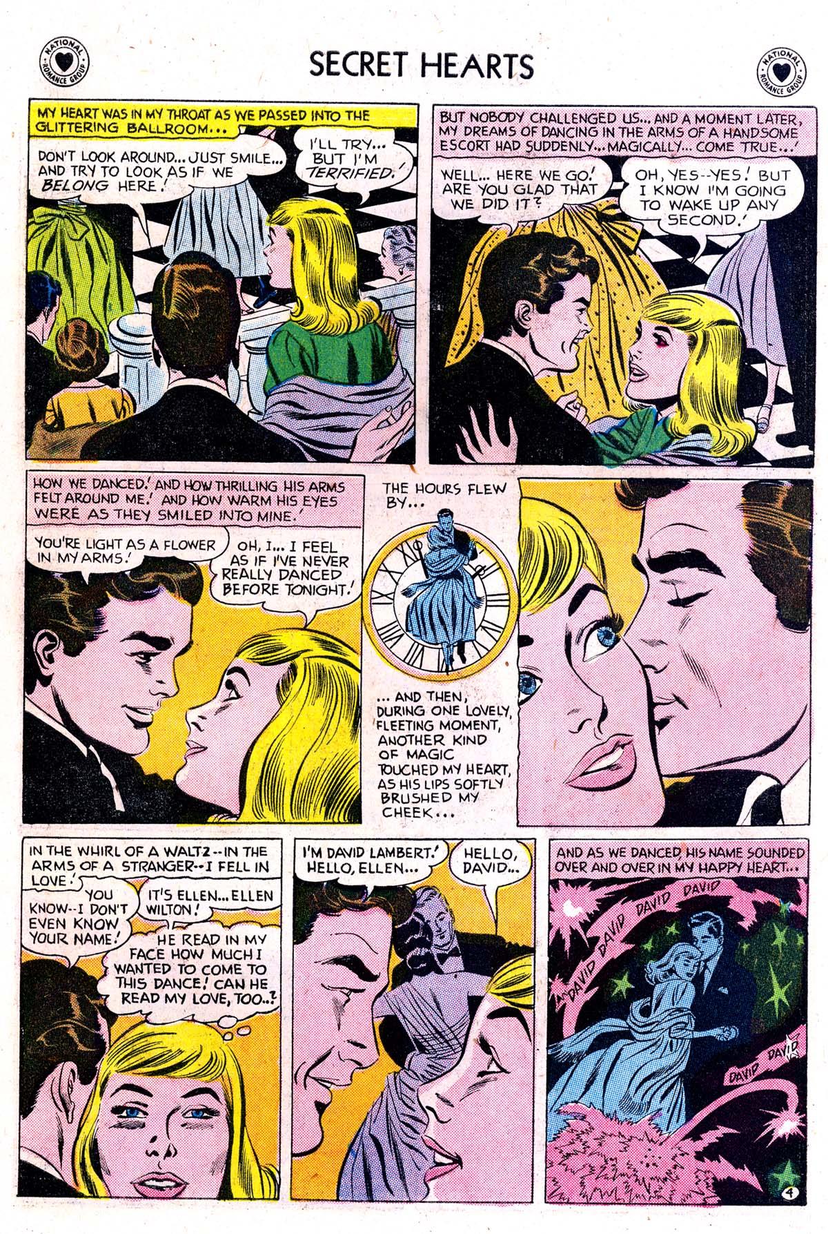 Read online Secret Hearts comic -  Issue #42 - 6