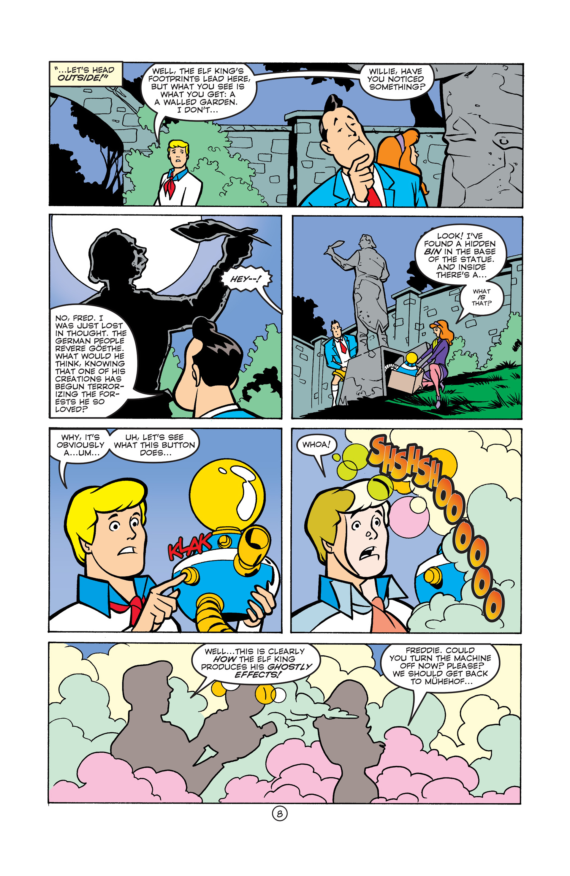 Read online Scooby-Doo (1997) comic -  Issue #49 - 19