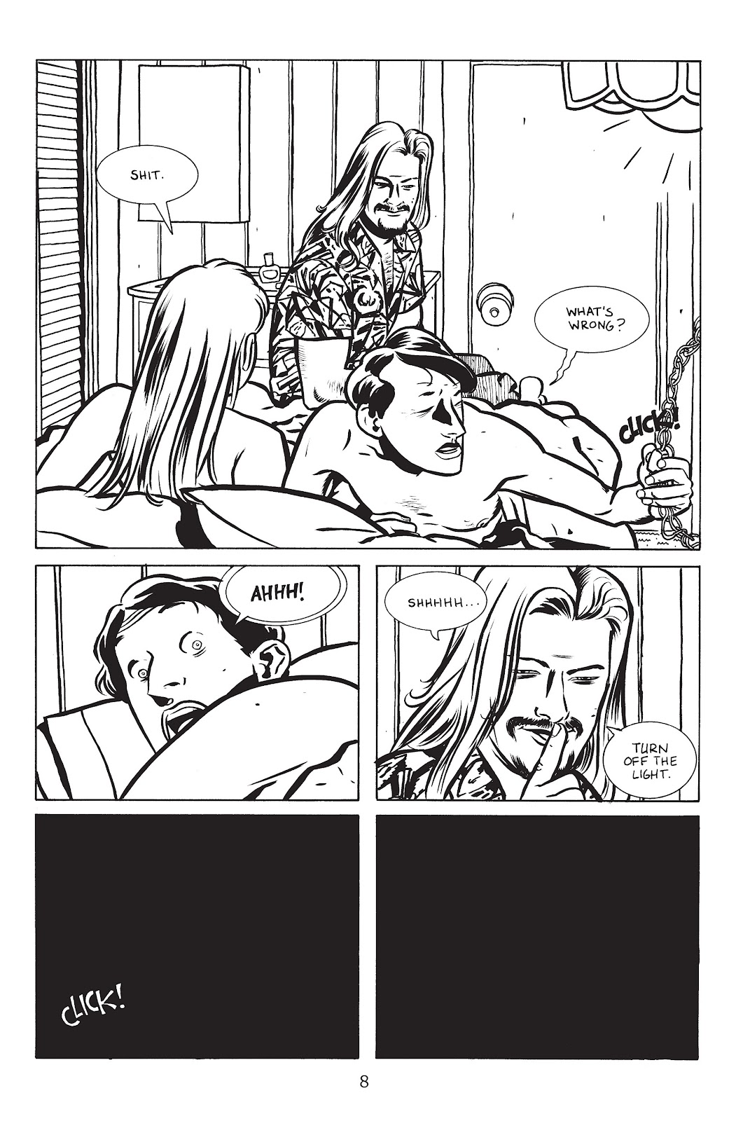 Stray Bullets Issue #14 #14 - English 10