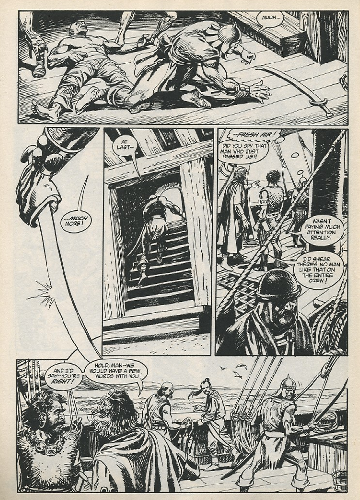The Savage Sword Of Conan Issue #189 #190 - English 8