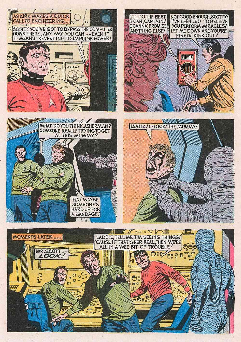 Star Trek (1967) Issue #21 #21 - English 12