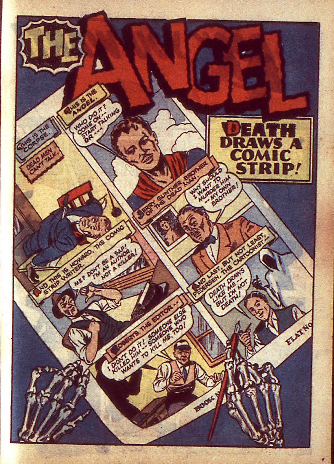 Sub-Mariner Comics Issue #3 #3 - English 48