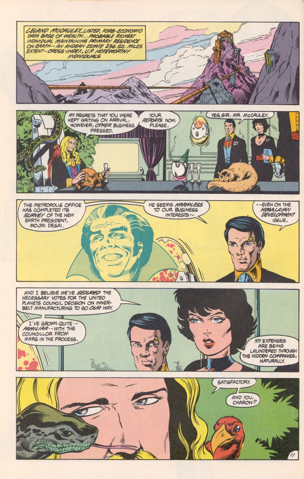 Tales of the Legion Issue #338 #25 - English 12