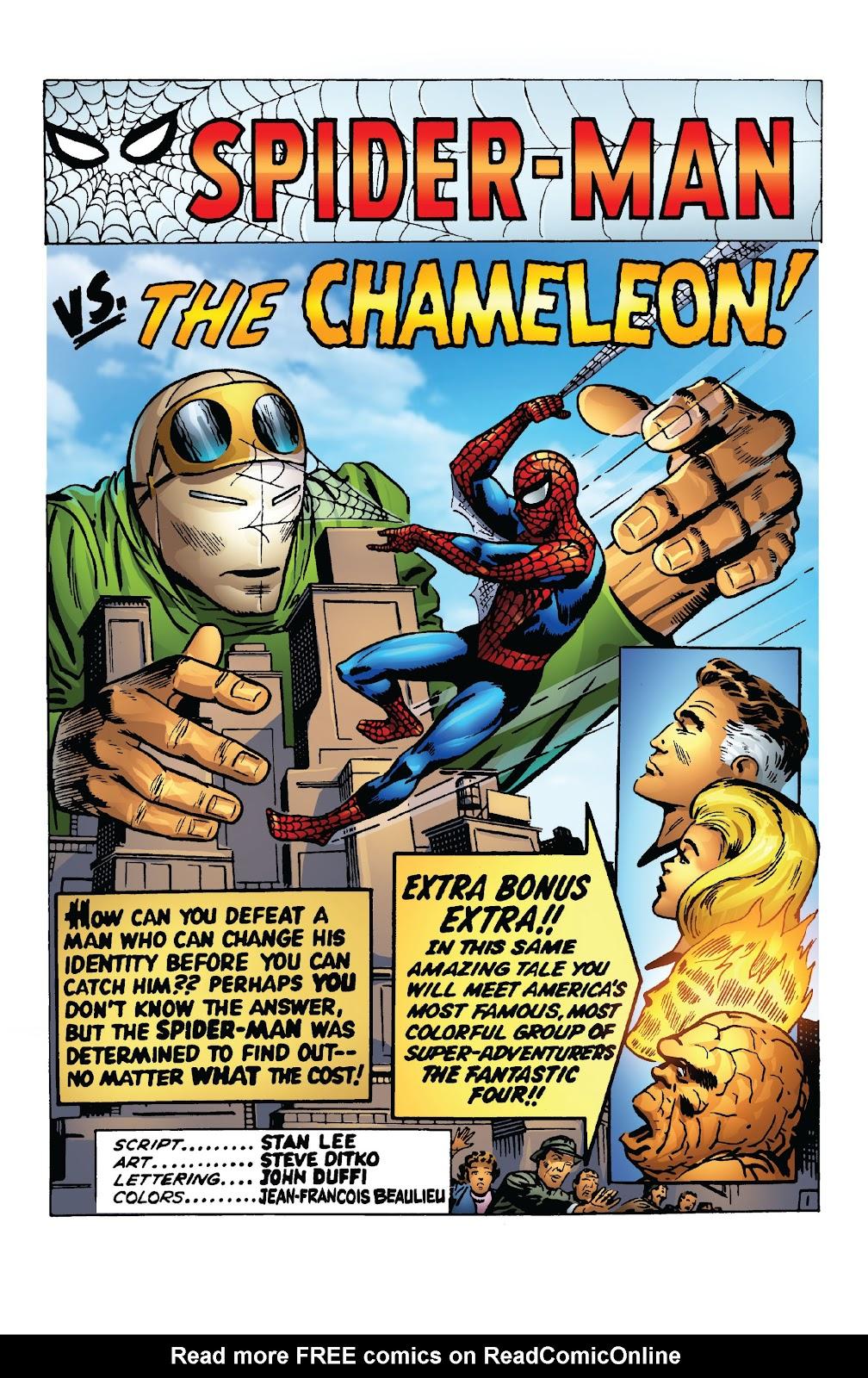 Amazing Fantasy #15: Spider-Man! Full #1 - English 30