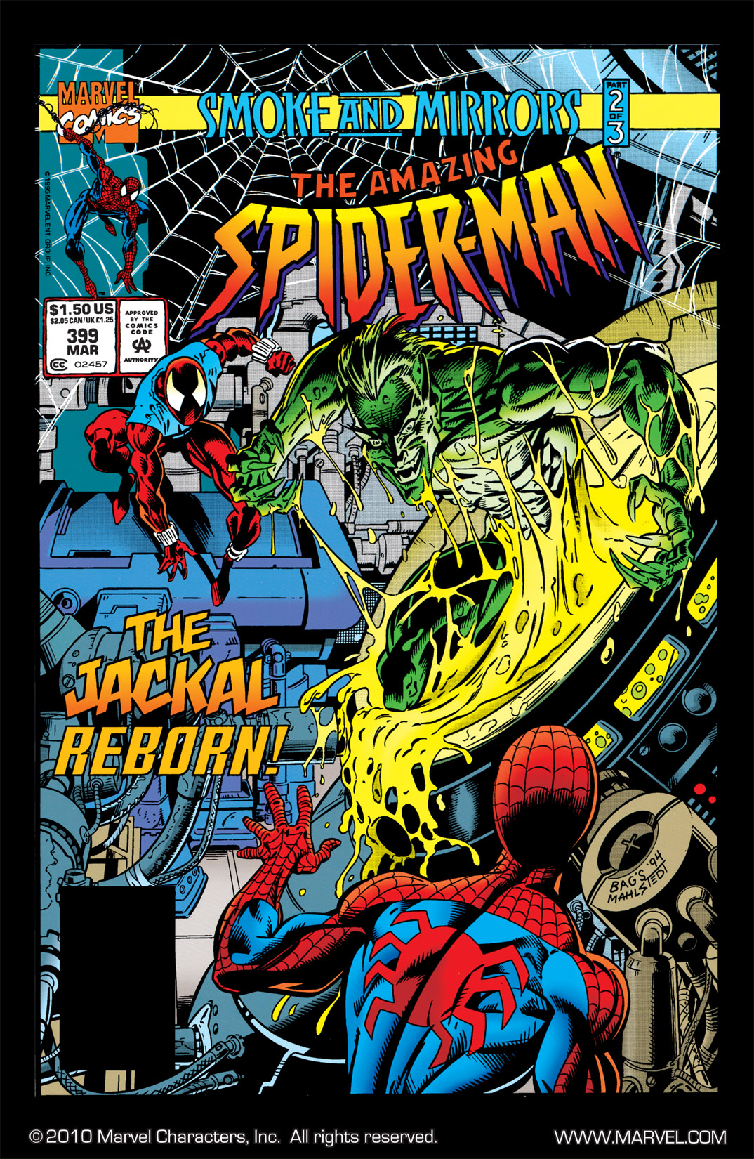 The Amazing Spider-Man (1963) 399 Page 1