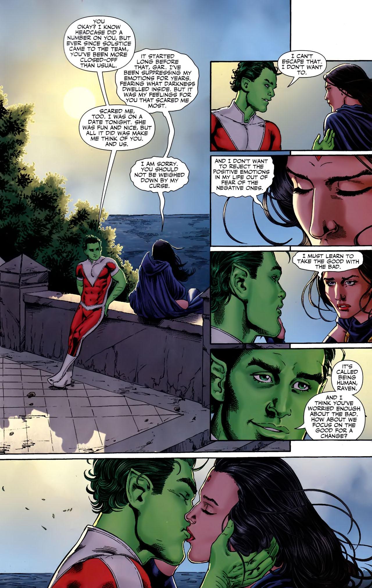 Teen Titans (2003) #100 #110 - English 28