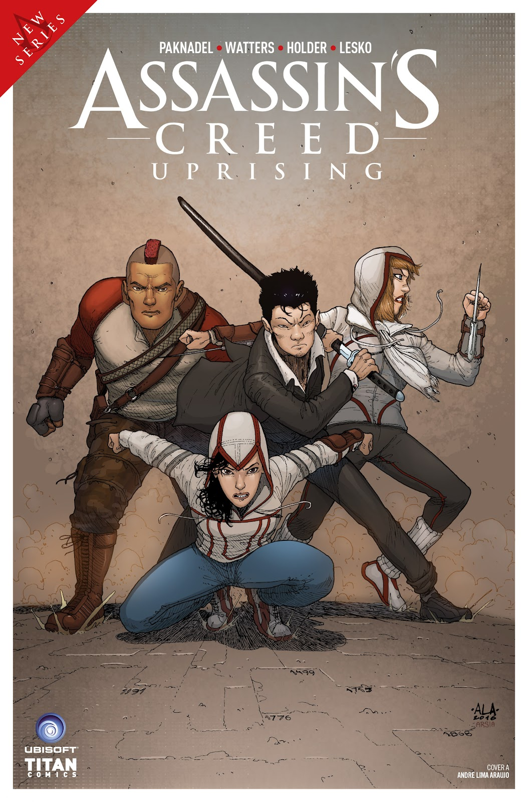 assassin s creed uprising issue 3 read full comics online for free