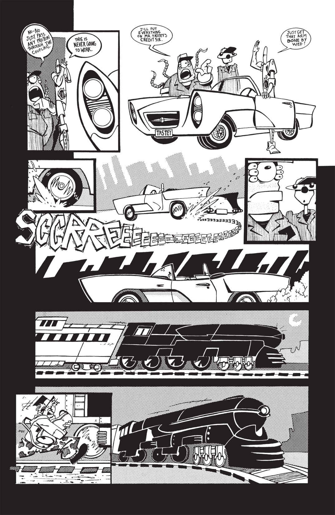 Read online Scud: The Disposable Assassin: The Whole Shebang comic -  Issue # TPB (Part 1) - 177