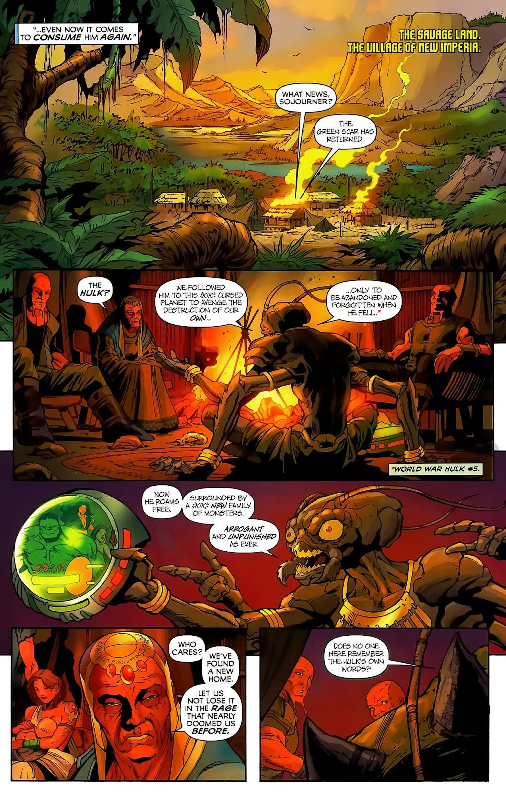 Incredible Hulks (2010) Issue #622 #12 - English 23