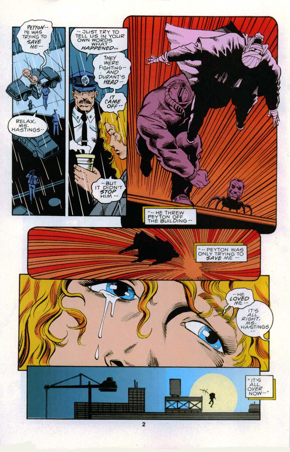 Darkman (1993) #6 #6 - English 3