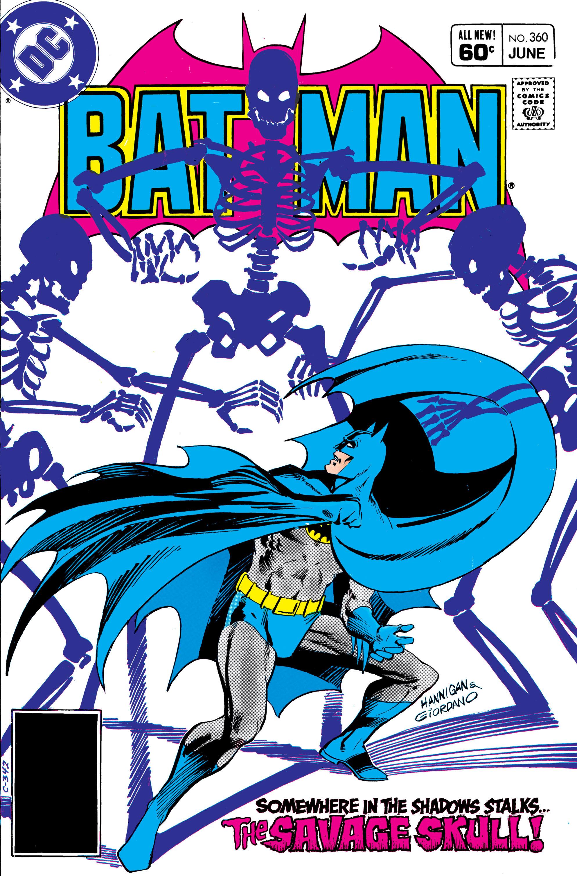Batman (1940) 360 Page 1