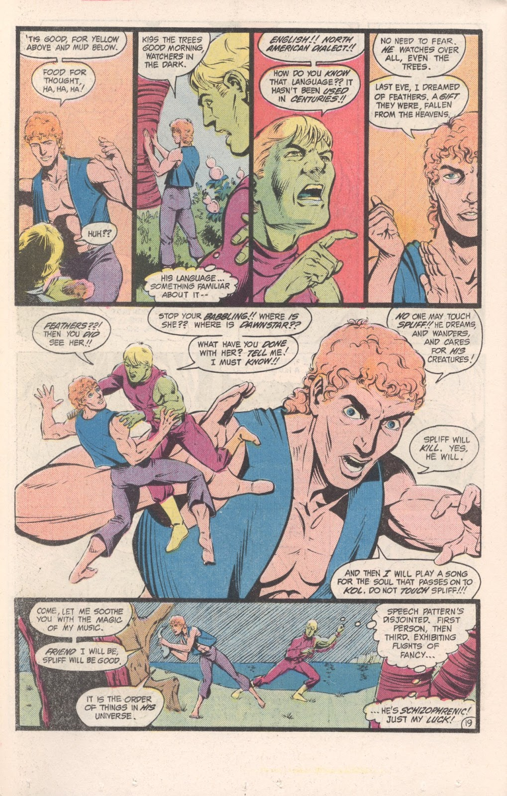 Tales of the Legion Issue #321 #8 - English 21