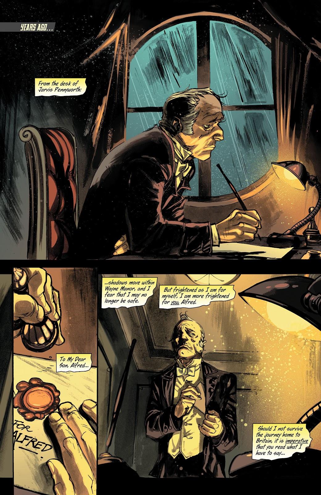 Batman (2011) Issue #9 #24 - English 23