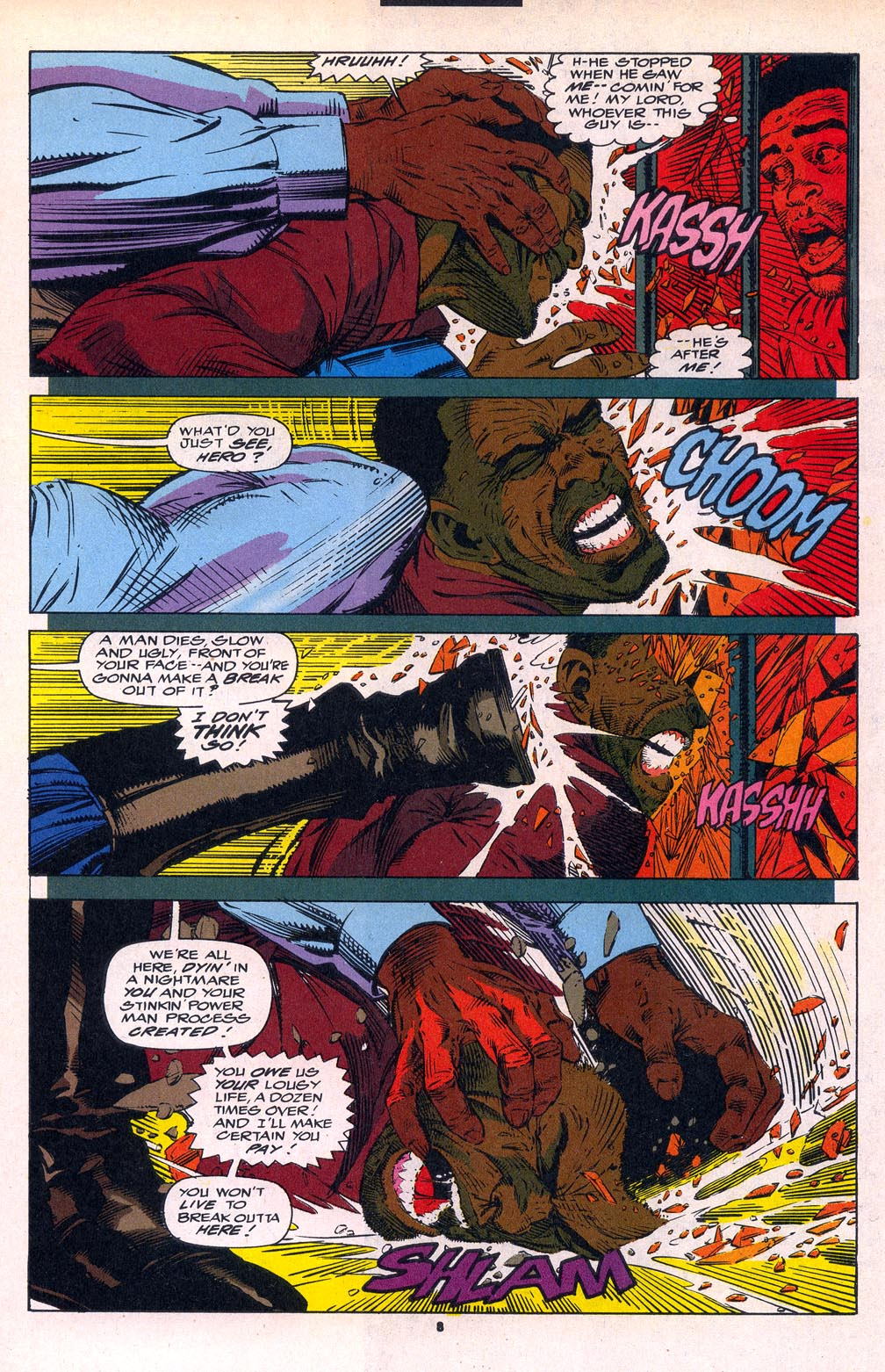 Cage (1992) 6 Page 6