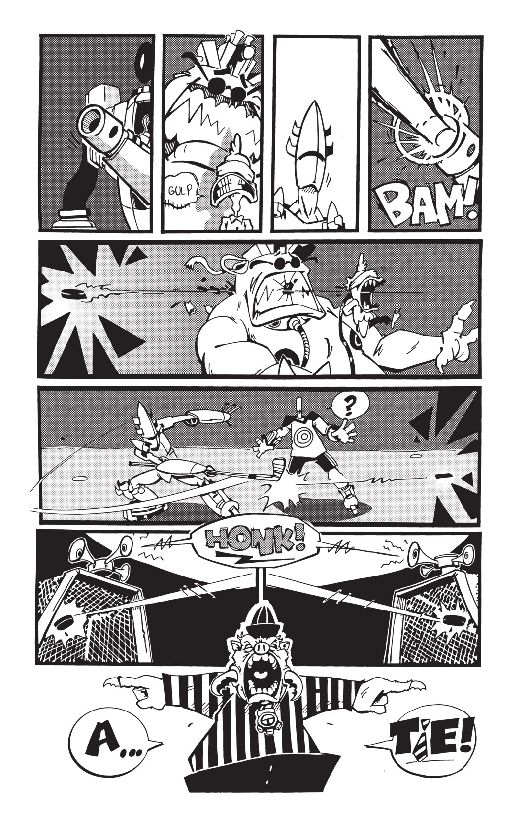 Read online Scud: The Disposable Assassin: The Whole Shebang comic -  Issue # TPB (Part 2) - 123