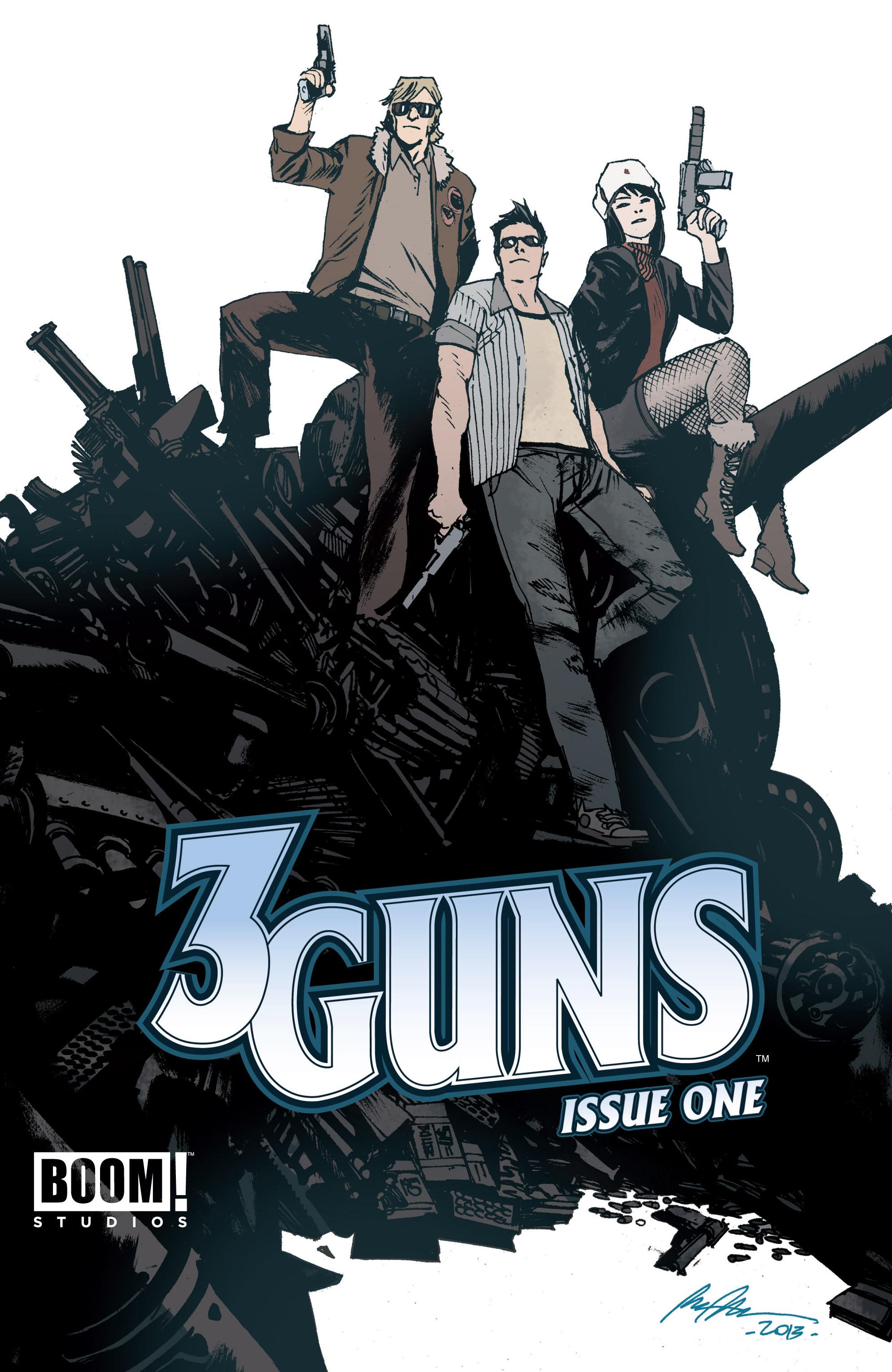 3 Guns 1 Page 1