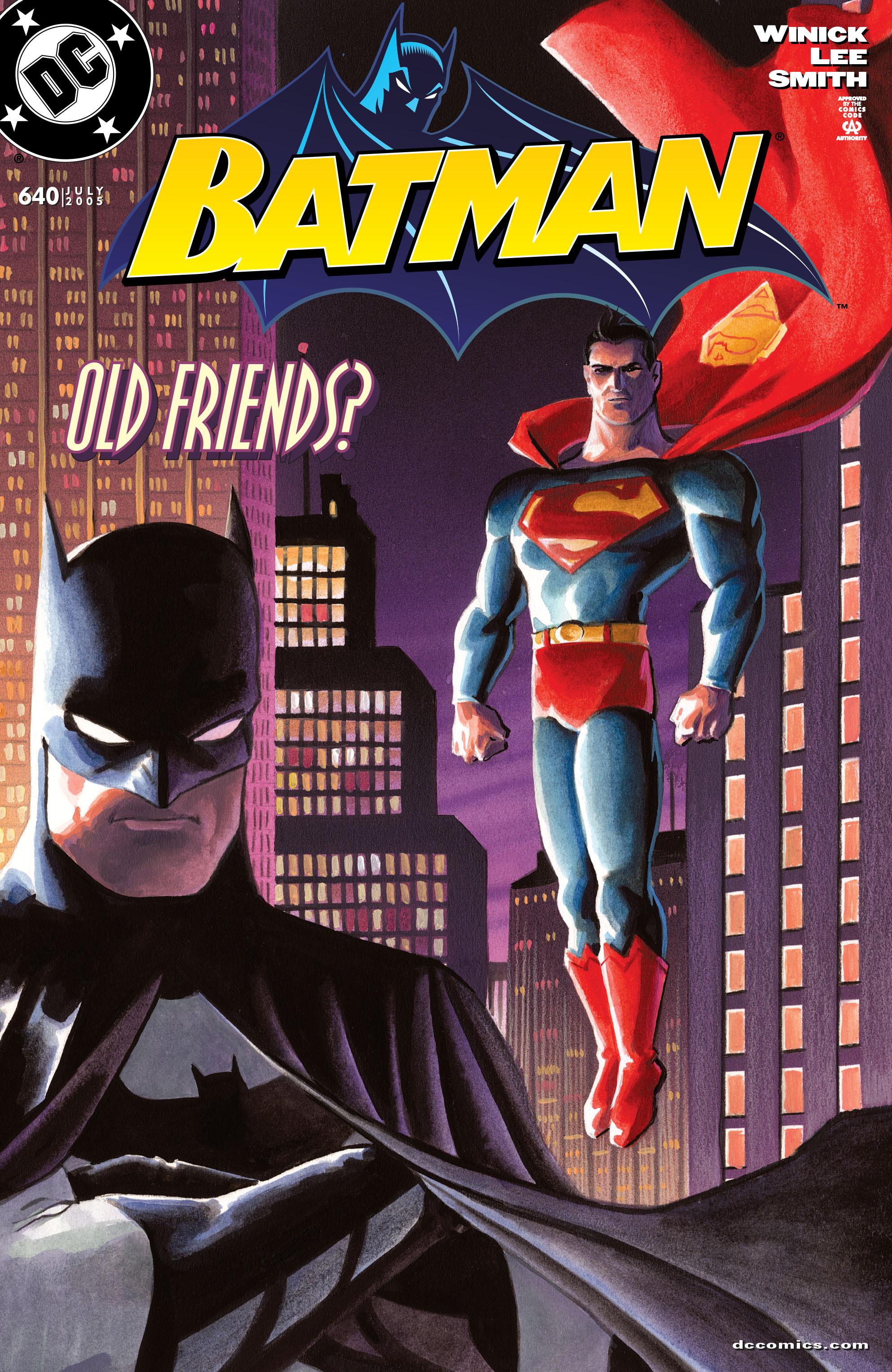 Batman (1940) 640 Page 1
