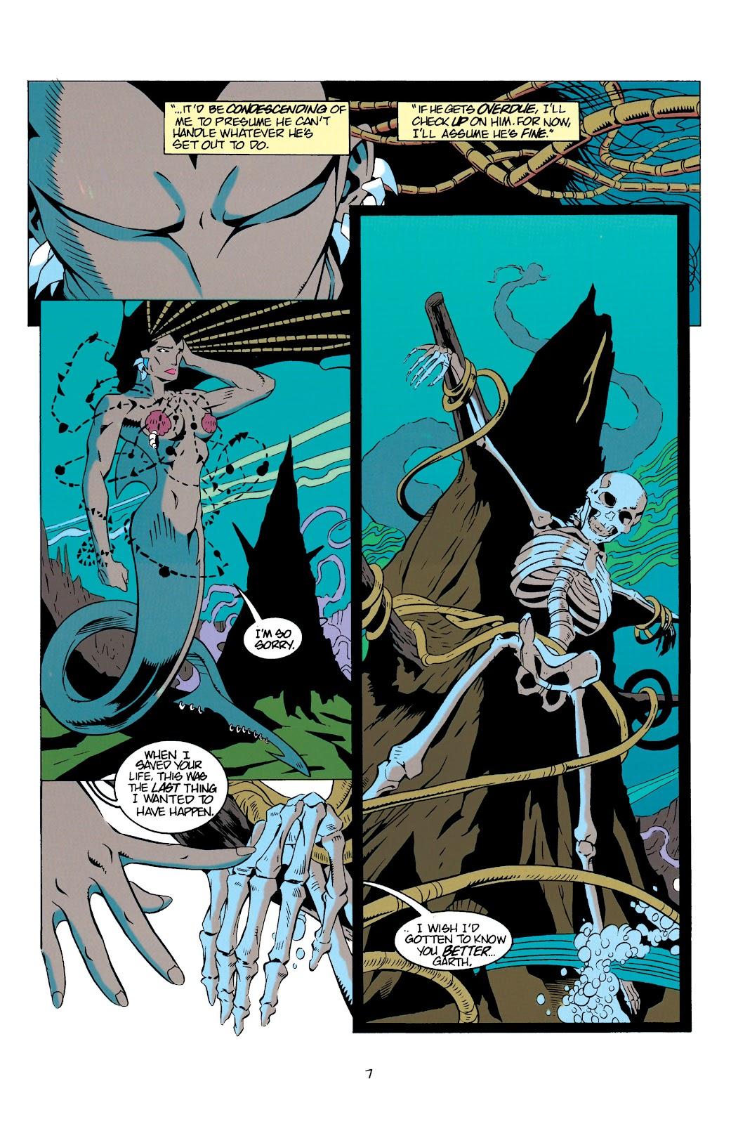 Aquaman (1994) Issue #9 #15 - English 8