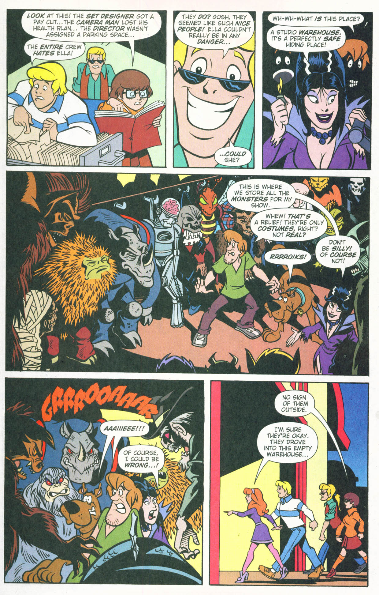 Read online Scooby-Doo (1997) comic -  Issue #83 - 22